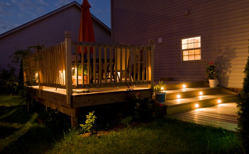 Making Your Home Safer with Outdoor Lighting